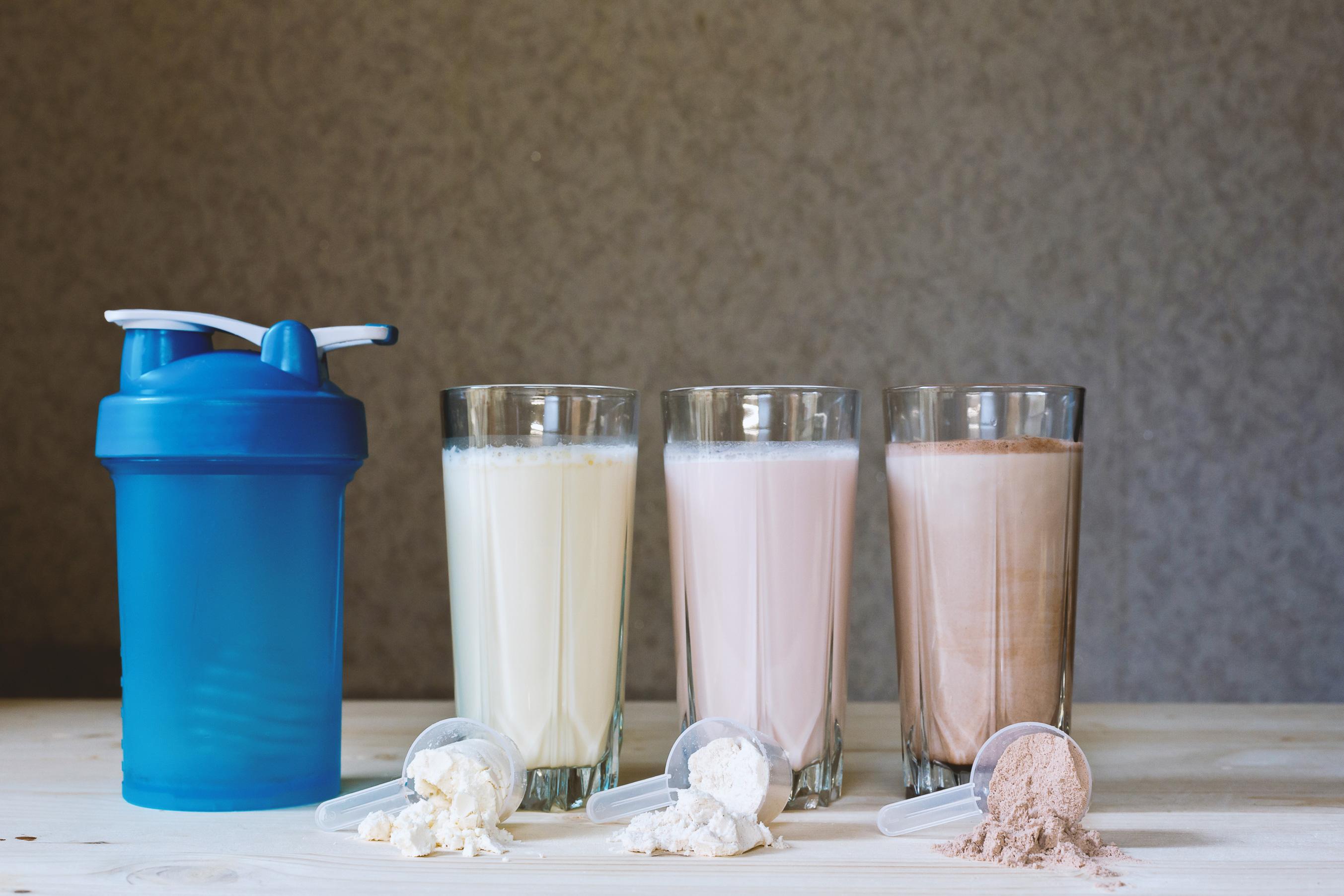 É saudável substituir refeições por shakes?