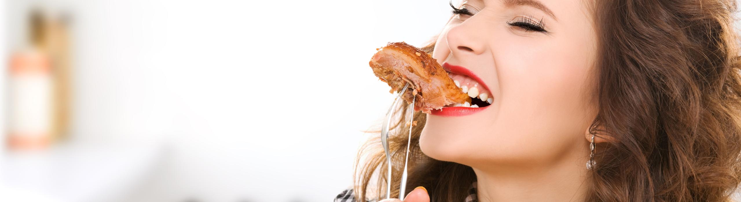 3 motivos pelos quais comemos